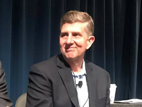 Jeff Saling is the executive director of StartupNV. (University of Nevada, Reno Extension)