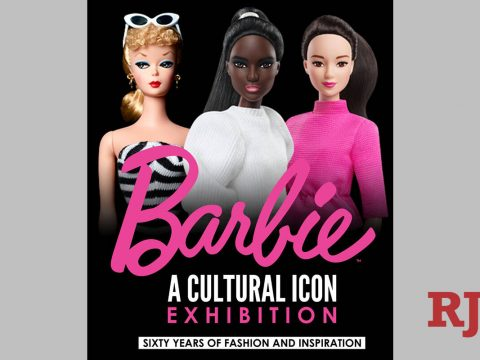 """""""Barbie: A Cultural Icon,"""" the first Barbie doll exhibition to tour in the United States, will ..."""